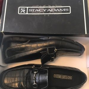 STACY ADAMS gently used loafers